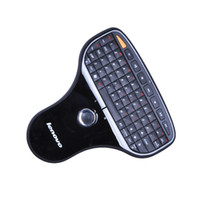 Wholesale Hotsale in With G Lenovo N5901 Wireless Mini Keyboard and Mouse original Trackball Perfect For Home Theater PC