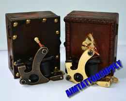 Wholesale tattoo machine brass high quality tattoo machine gun