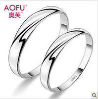 Wholesale 2013 fashion Silver Diamond rings Wedding Rings Couple rings Diamond engagement ring