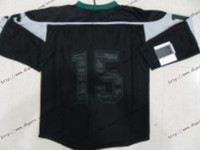 Wholesale 2013 New Cheap Blank Black Winter Classic Ice Hockey Jersey Limited Authentic Jerseys China