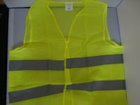 Life Vest   Hot Selling reflective safety vest by super seller waitingyou price scared free shipping