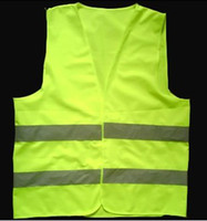 reflective safety vest coat Sanitation vest Traffic safety w...