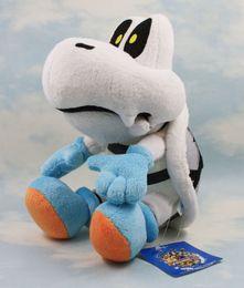 "Super Mario Plush Toy 12"" Dry Bones Stuffed Plush Toy Cartoon Animal Toys Doll Dry Bone EMS Free"