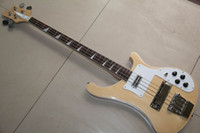 Wholesale New String Electric Bass Guitar stereo varitone natural wooden