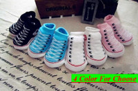 baby gift socks - EMS Free Trumpette Baby Low Cut Shoe Socks Boys Cartoon Socks Boots Shoes Socks Gifts Bags Pc