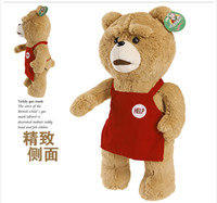 Wholesale New Arrival quot Teddy Bear Ted Plush Dolls Man s Ted Bear Stuffed Plush Toys Boyfiren