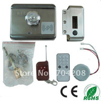 Wholesale Electric control lock electric buliding lock with RFID ID function Beck