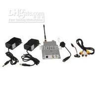1.2g wireless camera - 1pc Mini Pinhole Wireless CCTV Security Kit G Color CMOS CCTV Security AV Camera Receiver O G