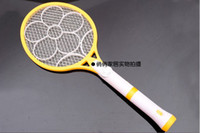 Wholesale Charging type electric gnat racket take the flashlight mosquito swatter take the mosquitoes