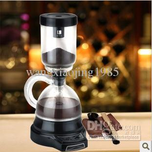 Coffee Maker Not Made In China : Household Electric Siphon Coffee Maker Automatic Coffee Machine Espresso Grinder Brewed Coffee ...