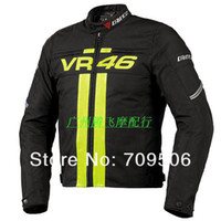Wholesale VR46 TEX Jacket leather jacket racing jacket motorcycle jacket motocross jacket DA