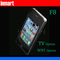 Wholesale 3 F8 Dual SIM Quad Band TV WIFI Unlocked Mobile Phone N9 F8 items