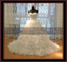 Wholesale 2012 Collection Essence Best selling A Line Wedding Dresses Wedding dress Bridal Dresses