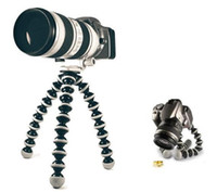 Wholesale Medium Octopus Flexible Tripod Bracket Stands for miniature Camera DV Camcorder