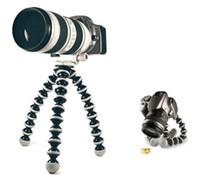 Wholesale Medium Octopus Flexible Tripod Bracket Stands for miniature Camera DV Camcorder