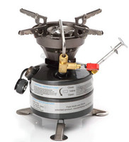 Wholesale BRS Field Gasoline Multifuel Camping Backpacking Stove board