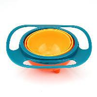 Wholesale New Baby Kids Fun bowl No Spill Gyro Bowl Rotary Child