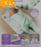 Wholesale Newborn Ultimate Vent Sleeping Pillow Prevent Flat head Shape Sleeping System Support Baby M