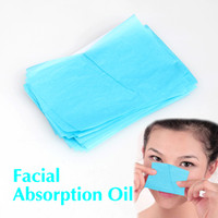 Wholesale Best sets Absorption Facial Paper Tissue Powerful Makeup Blotting Facial Paper Oil Control