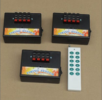 Wholesale New Style Remote control cues fireworks firing system stage wedding equipment