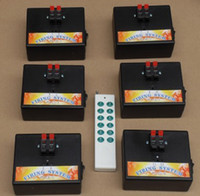 Wholesale For DHL Fedex cues fireworks firing system Remote control wedding equipment