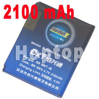Wholesale 2100mAh High Capacity Battery BST Battery For Sony Ericsson TM717 W380 W518a W908c W910 W910i Z55