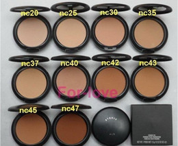 Wholesale studio fix press powder g gift color