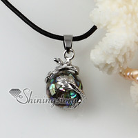 Pendant Necklaces jewelry china - round dragon patchwork sea shell necklaces shell jewelry cheap necklace Mop80100 cheap china fashion jewelry