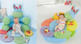 Wholesale ELC Blossom Farm Sit Me Up Cosy Baby Seat Baby Play Mat Play Nest Baby Soft Sofa Small