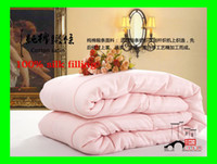 Wholesale Winter Silk filled comforter kg silk cm cotton cover