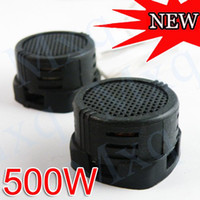 Wholesale car Tweeter High efficiency loudspeaker HF Components X W SUPER POWER LOUD SPEAKER TWEETER FOR CA