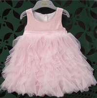 Wholesale Wholesales new Baby Kids Clothing Children s girl s tutu party Princess dress skirts NT