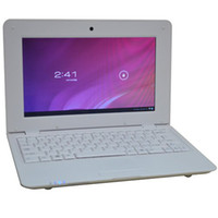 Wholesale 10 Inch VIA GB M Laptop Flash Camera Android Netbook Mini computer WIFI