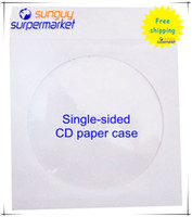cd dvd sleeves - CD DVD Flap Sleeves Case Cover Envelope Good Paper Material amp Single side Free