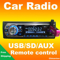 Wholesale Super quality car radio mp3 player with FM USB SD AUX