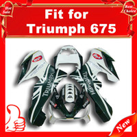 Wholesale For Triumph Fairing Motorycle Bodykit Race Fairing Kit Bodywork