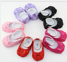 Shoes of Child Baby shoes rose flower multicolor baby shoes Infant shoes Kids Toddler Shoes Baby Walkers