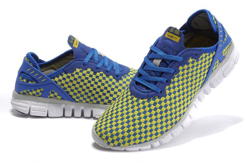 Best Cheap Men Running Shoes Ventilate Woven Vamp Light Wearable ...