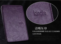 7'' kindle touch - Amazon Kindle Lighted Leather Cover case for amazon kindle touch pouch for amazon kindle kindle