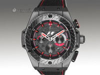 Wholesale Big Bang King Power F1 mm BLACK sports Fashion dive new men watch Automatic Luxury stainless