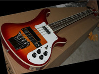6 Strings classic guitar - Factory Outlet New Arrival Cherry burst bass Classic Electric bass Guitar