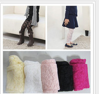 Wholesale Children s Leggings girls lace leggings girls leggings baby girl tights girl clothing kids clothes