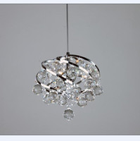 Wholesale 2013 new The modern restaurant crystal lamps bedroom chandelier entrance Crystal chandelier with