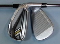 Wholesale EMS NEW STYLE ROCKETBLADEZ IRONS P A S PROJECT X5 X5 X6 STEEL SHAFTS