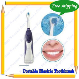 Wholesale Hot Selling Pocket sized Healthy Portable Electric Toothbrush