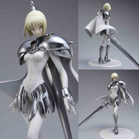 "Claymore  The Valentine Day  Brand New Japanese Anime Claymore ""Clare"" Action Figures Free Shipping"