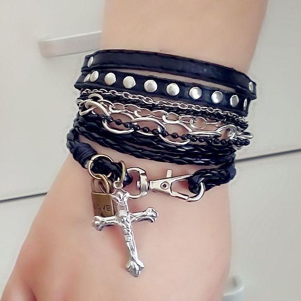 Snap Sex Bracelets 116