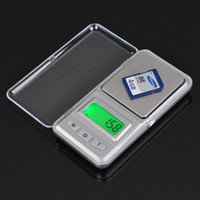 Wholesale 3pcs Gram g Digital Electronic Jewelry Weigh Precision pocket Scale silver free ship