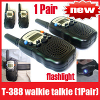Wholesale 22 Channels Monitor Function Mini Walkie Talkie Travel T Two Way Radio Intercom R