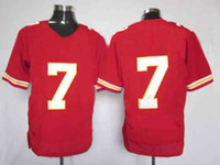 Wholesale 2012 Mens Red Football Jersey Sports Shirts Rugby Wear Sizes Brand new with logo
